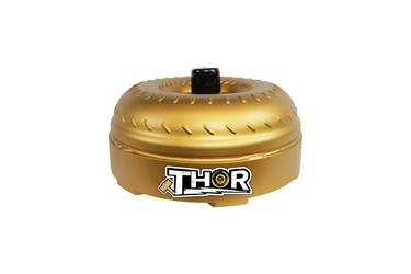 48RE 1900-2200 Stall Torque Converter, Heavy Hammer, Level 3 (Billet Single-Clutch, 6 pad)